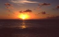 Caribbean Sunset Bay
