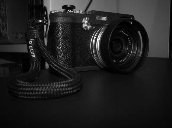 X100 Gaffer Black