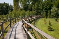 Bridge on the Green Sea